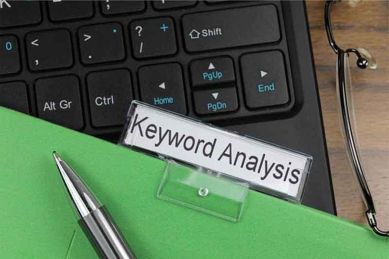Cara penempatan keyword