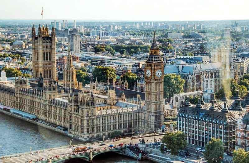 London Kota Terhijau di Dunia