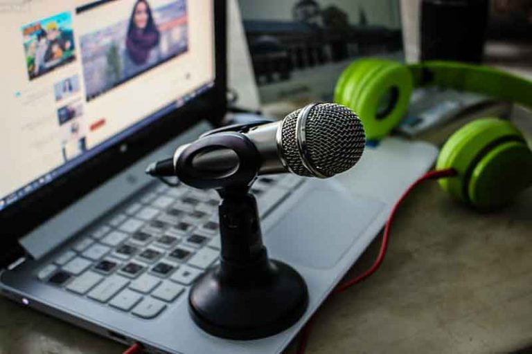 Microphone PC