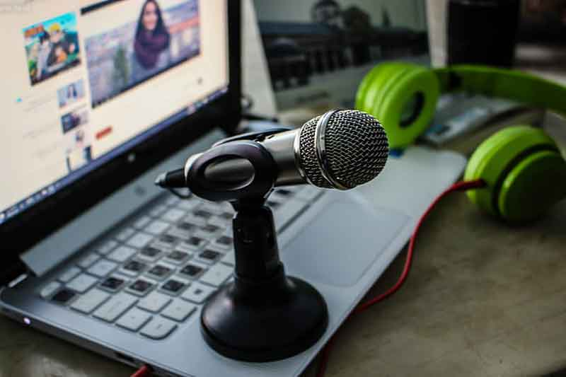 Microphone PC