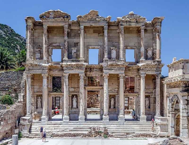 Perpustakaan Kuno Alexandria
