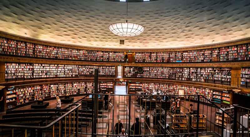 Perpustakaan Umum Stockholm