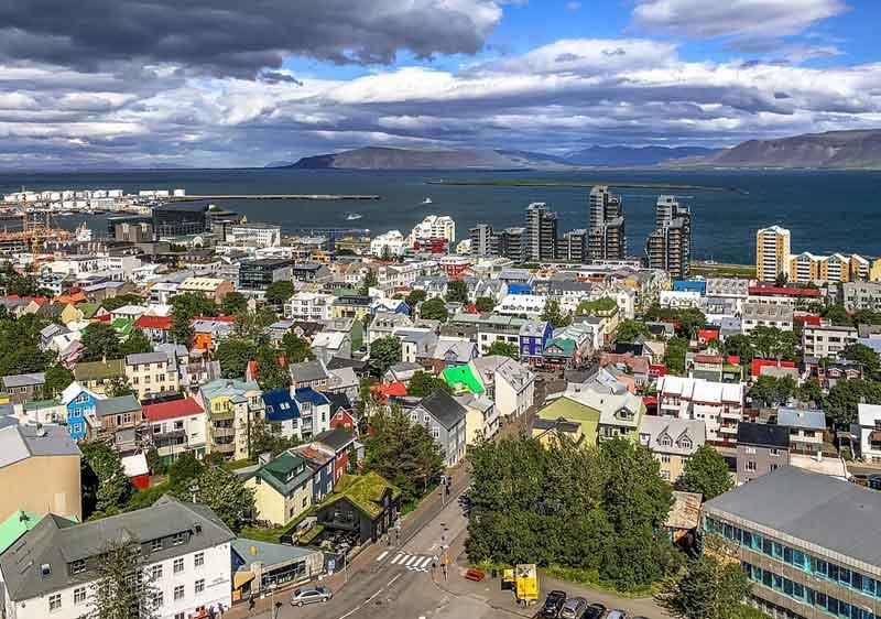 Reykjavik Kota Terhijau di Dunia