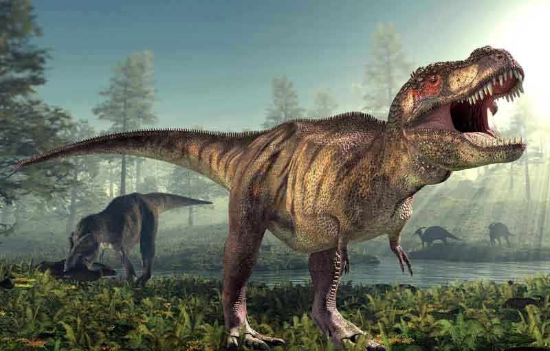Tyrannosaurus Rex (T-Rex) dinosaurus paling berbahaya