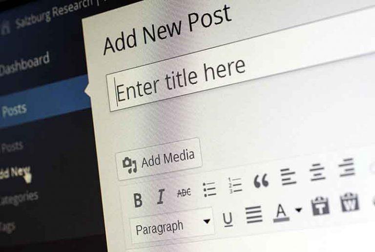 Cara Membuat Artikel Blog
