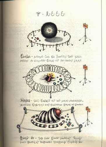 Codex-Seraphinianus buku kuno misterius