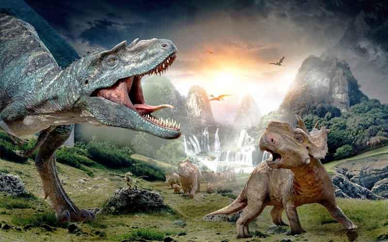 Fakta Menarik Dinosaurus