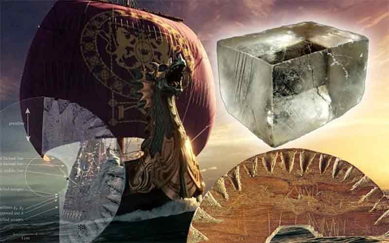 Kompas Viking - teknologi kuno
