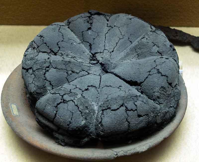 Roti Romawi makanan kuno