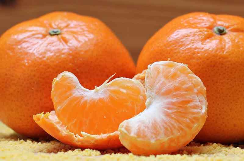 Buah-Jeruk makanan yang bagus untuk kulit