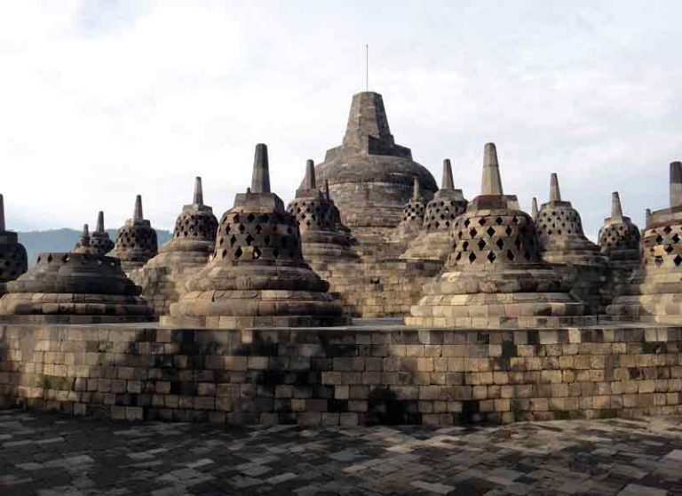 Candi Borobudur Kerajaan Mataram Kuno