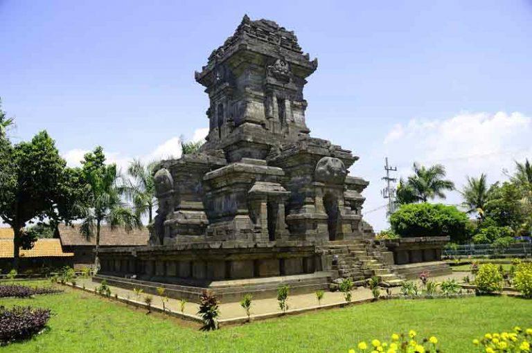 Candi Singosari Kerajaan Hindu