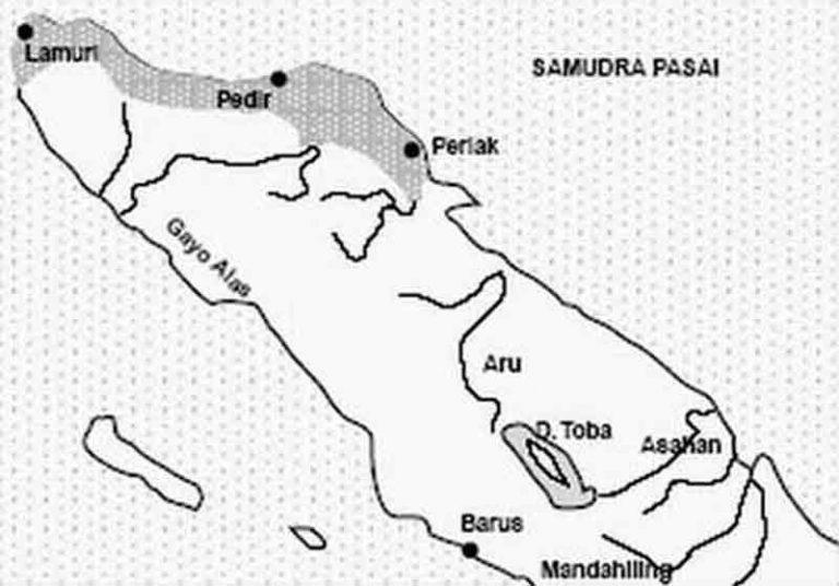 Kerajaan kesultanan yang bercorak islam