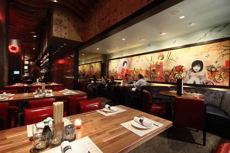 Restoran Mahal traveling budget minim