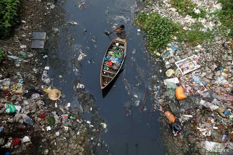 jenis jenis pencemaran lingkungan