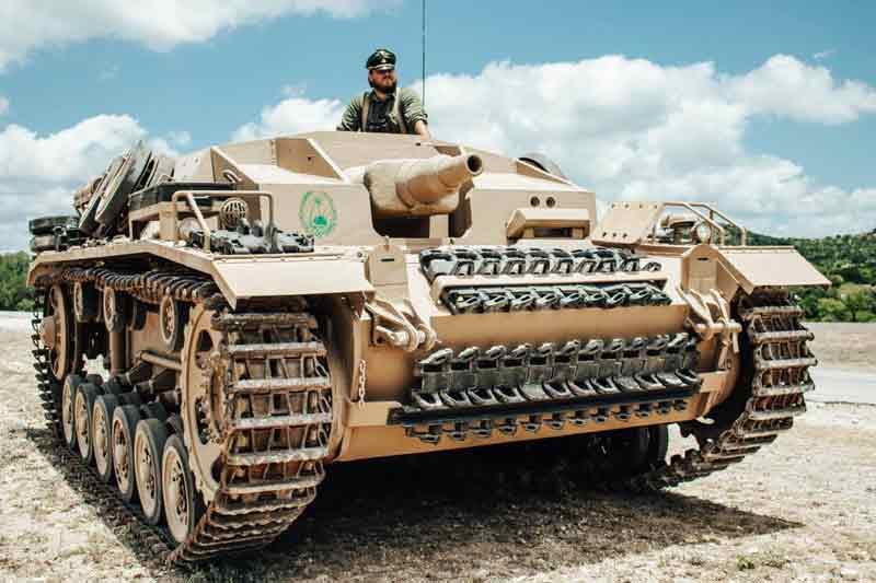 Wisata Tank
