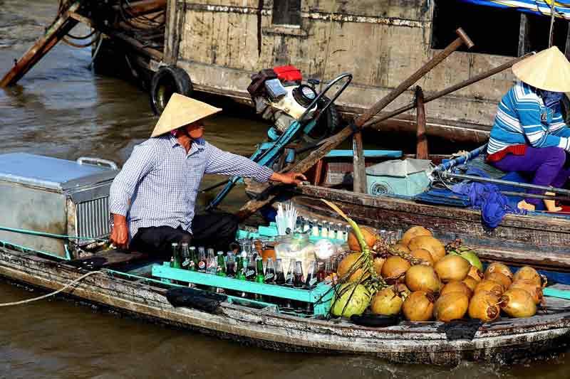 Mata Pencaharian Penduduk Daerah Aliran Sungai