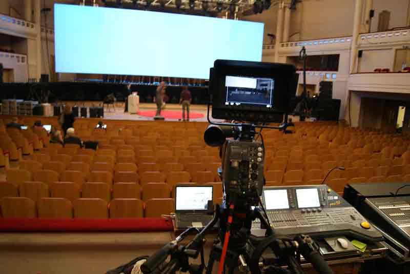tempat untuk live streaming