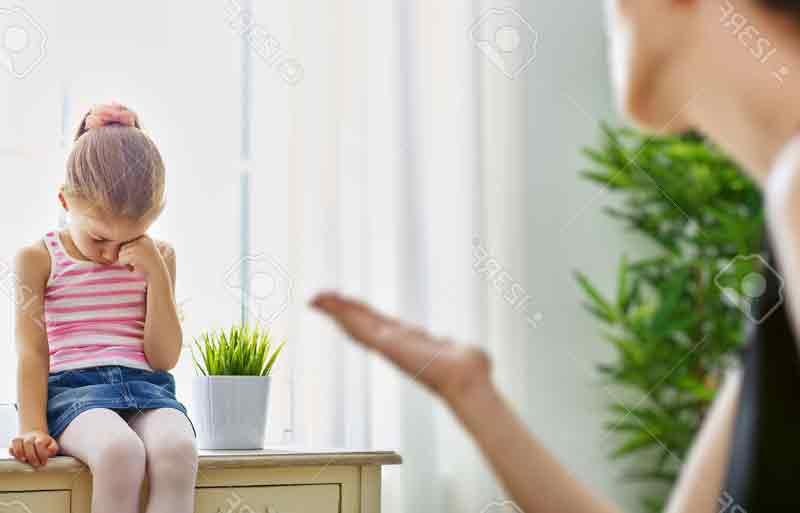 Negative Effects of Scolding Children in Public