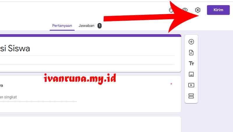 cara mengirim google form ke wa 2